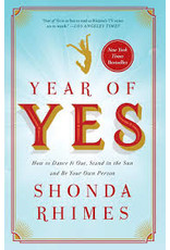 Books Year of Yes by Shonda Rhimes (Love Week)