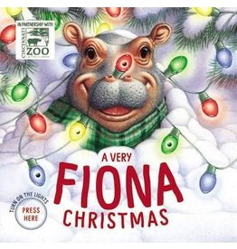 Books A Very Fiona Christmas Board Book (Holiday Catalog)