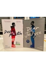 Books Dear Justyce by Nic Stone  {Signed Copies} (Holiday Catalog)