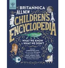 Books Britannica All New: Kids Encyclopedia What We Know  & What We Don't (Black Friday 2020)
