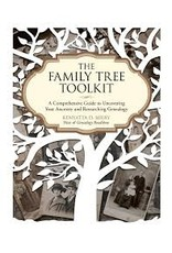 Books Family Tree Toolkit  by Kenyatta D. Berry