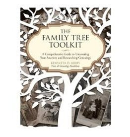 Books Family Tree Toolkit  by Kenyatta D. Berry
