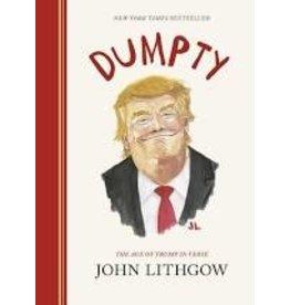 Books Dumpty by John Lithgow (Black Friday 2020)