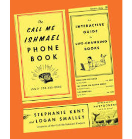 Books The Call Me Ishmael Phone Book by Stephanie Kent and Logan Smalley