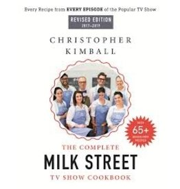 Books The Complete Milk Street TV Show Cookbook by Christopher Kimball (shopsmall2020)