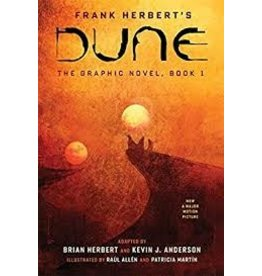 Books Frank Herbert's Dune: The Graphic Novel Book 1