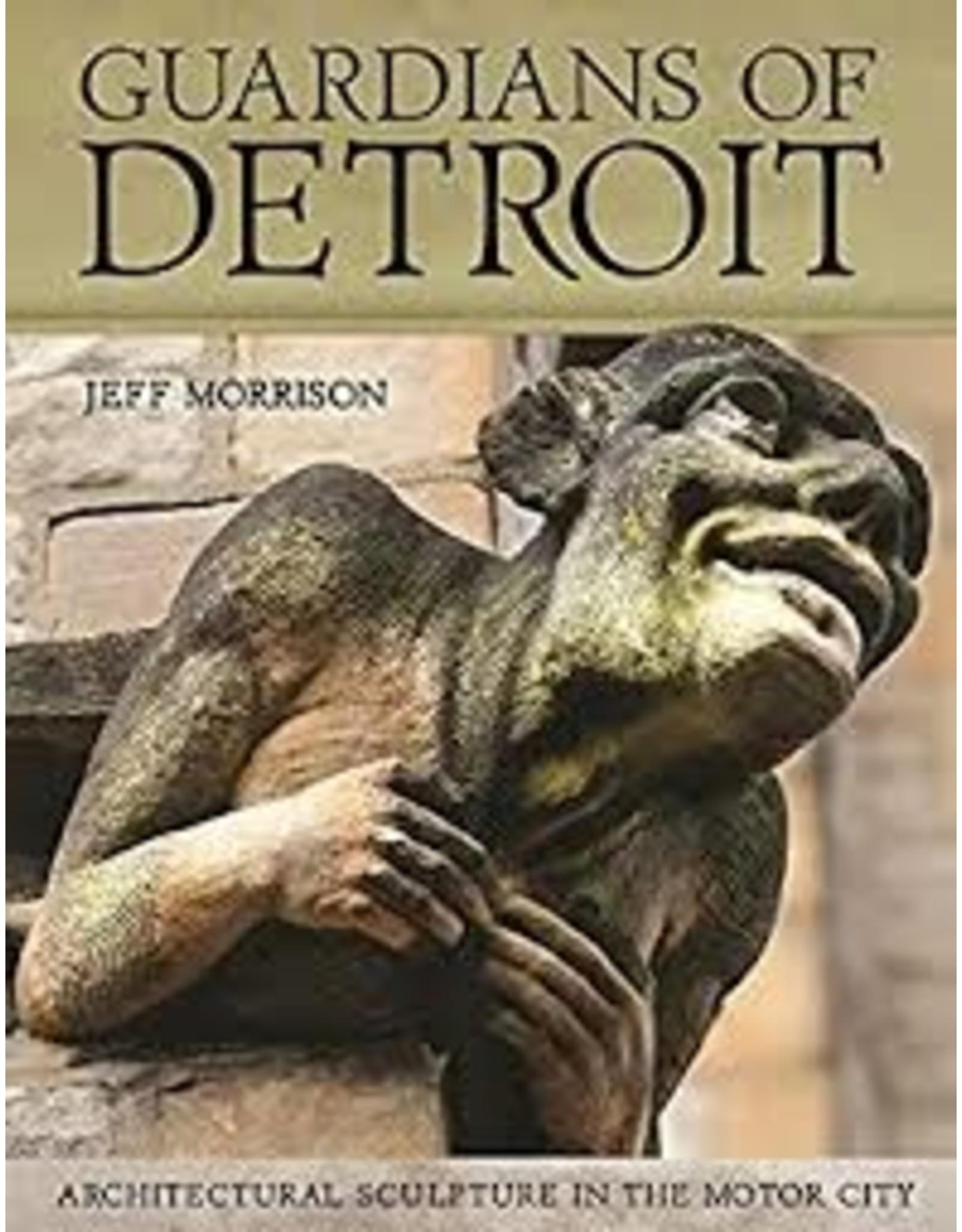 Books Guardians of Detroit by Jeff Morrison