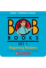 Books Bob Books (Set 1) Beginning Readers