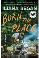 Books Burn the Place by ILiana Regan ( Holiday Catalog)