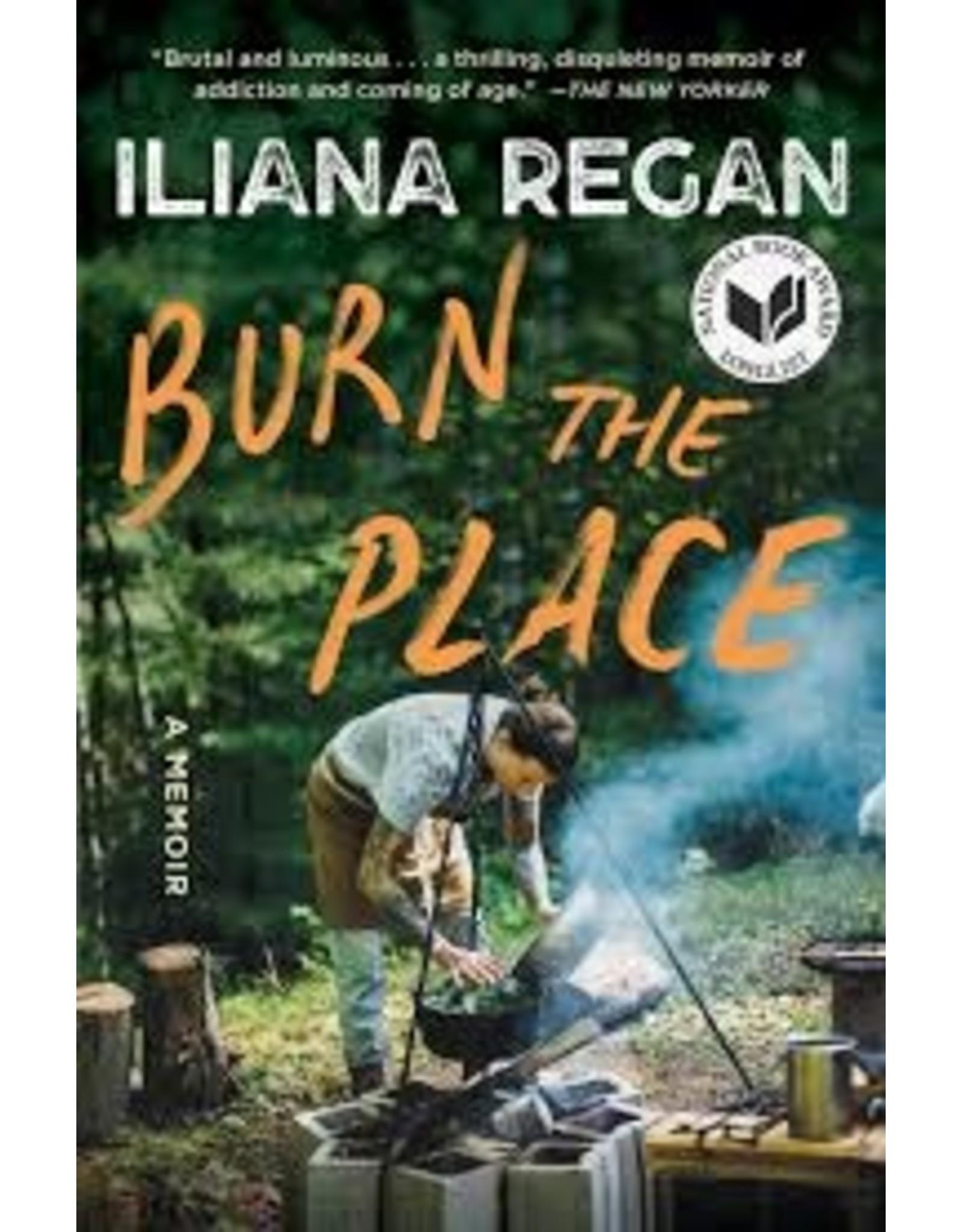 Books Burn the Place by ILiana Regan ( Holiday Catalog)
