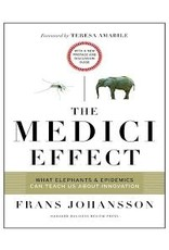 Books The Medici Effect:What Elephants & Epidemics Can Teach Us About Innovation by Frans Johansson