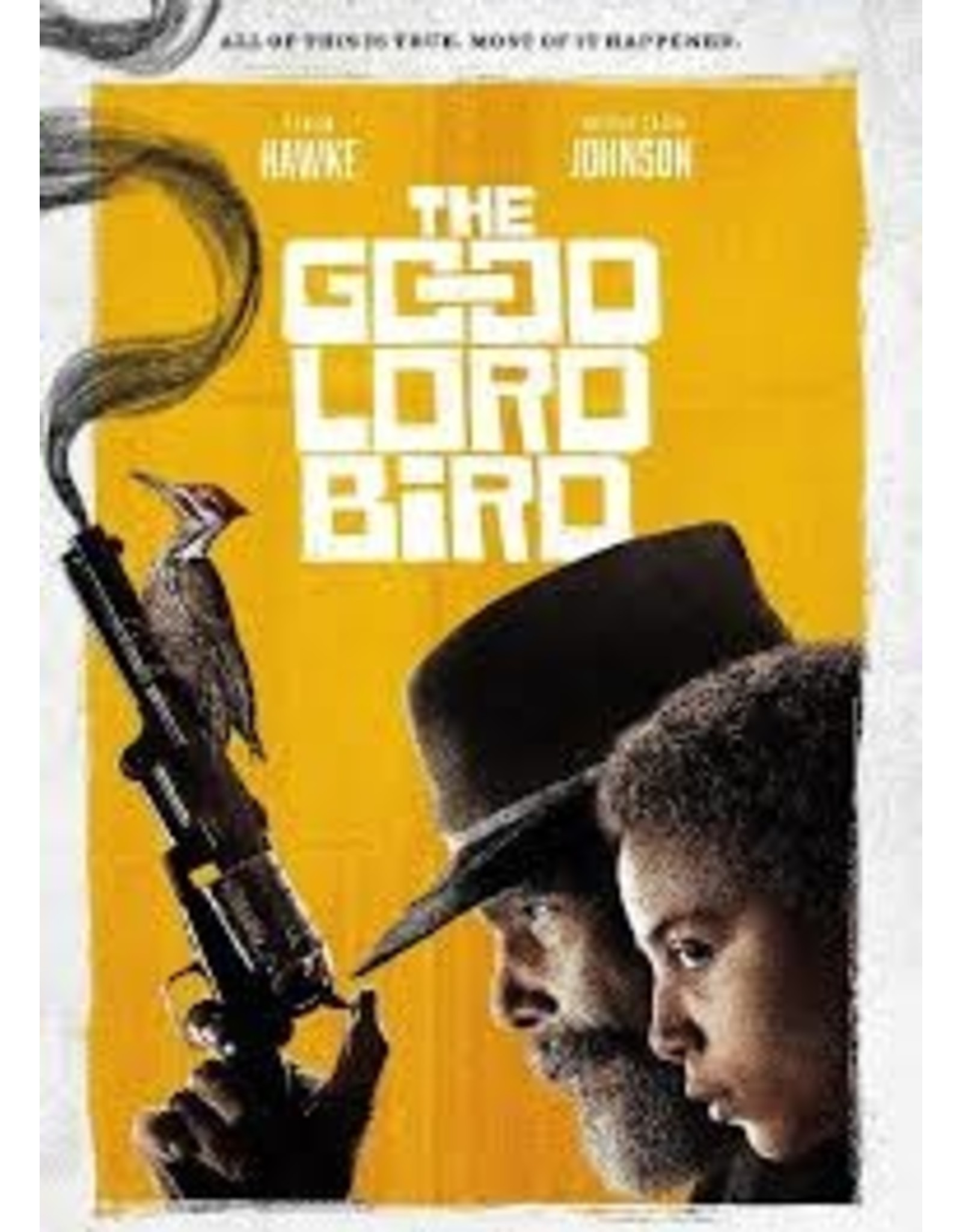 Books The Good Lord Bird : A Novel by James McBride