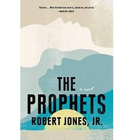 Books The Prophets: A Novel by Robert Jones Jr. (Signed Copies)