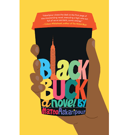 Books Black Buck : A Novel by Mateo Askaripour