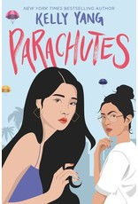 Books Parachutes   Kelly Yang (unerased book club)
