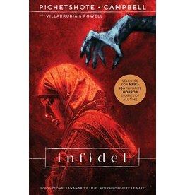 Books Infidel   Pornsak Pichetshote ( unerased book club)