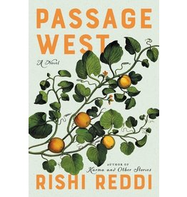 Books Passage West : A Novel  Rishi Reddi (unerased book club)