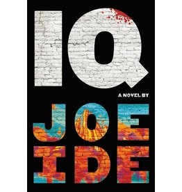 Books IQ   Joe Ide (unerased book club)