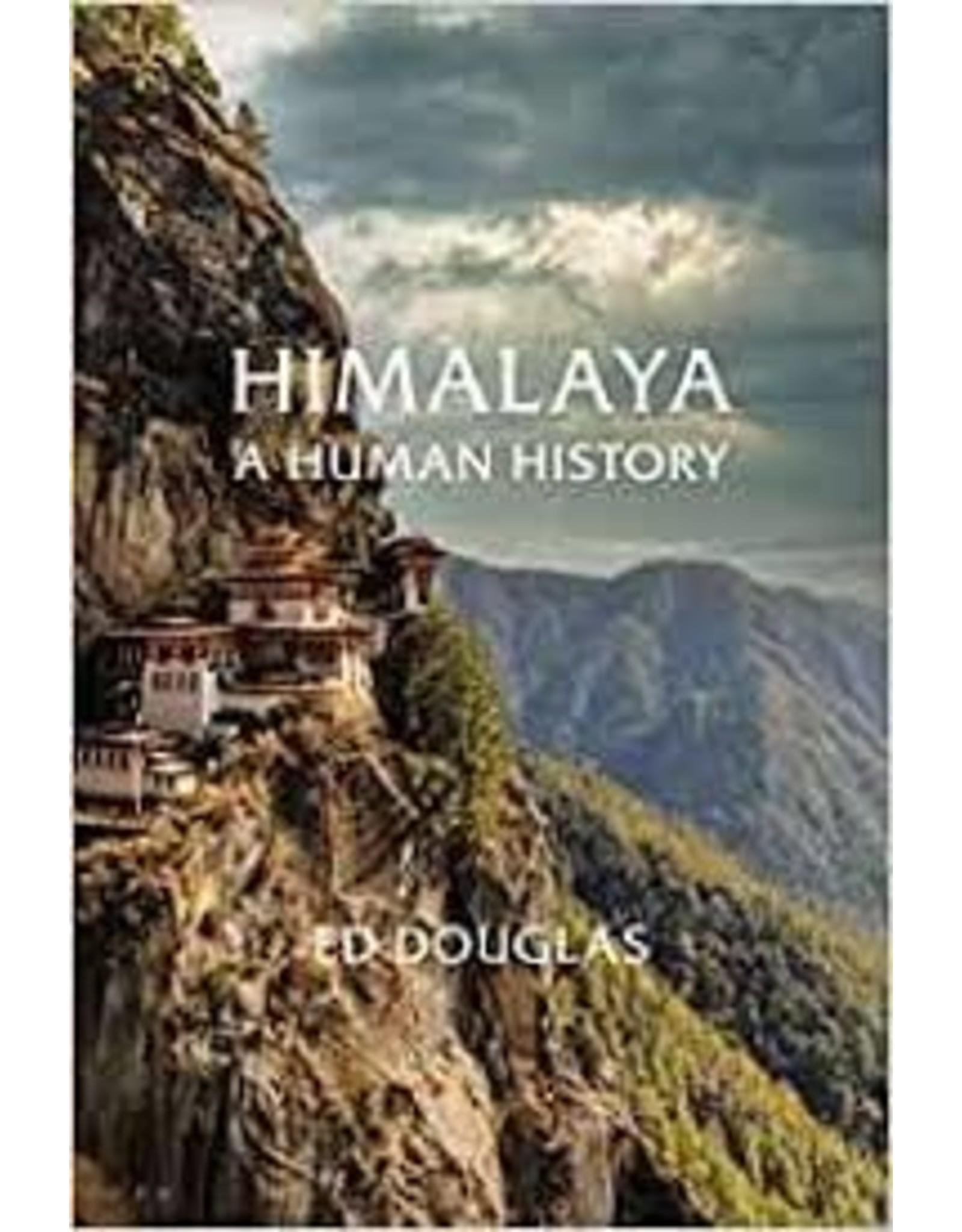 Books Himalaya: A Human History by Ed Douglas