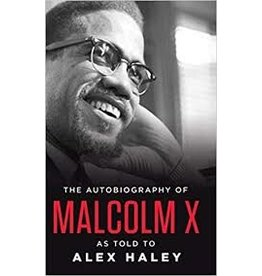Books Autobiography of Malcolm X by Alex Haley