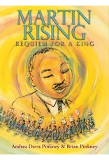 Books Martin Rising: Requiem for a King by Andrea Davis Pinkney & Brian Pinkney (MLKDay21)