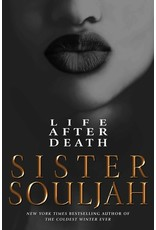 Books Life After Death : A Novel by Sister Souljah (Pre Order)