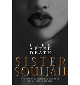 Books Life After Death : A Novel by Sister Souljah (Pre Order)
