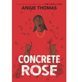 Books Concrete Rose (Signed First Editon)  by Angie Thomas