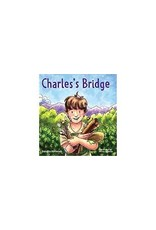 Books Charles's Bridge by Sandra Novacek Illustrated by Nicole Lapointe (Signed Copies)