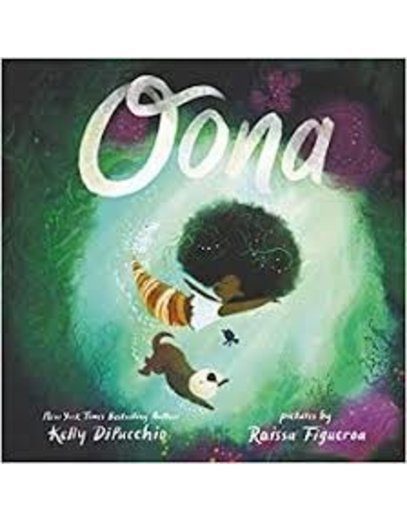 Books Oona by Kelly Dipucchio