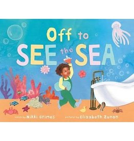 Books Off to See the Sea by Nikki Grimes