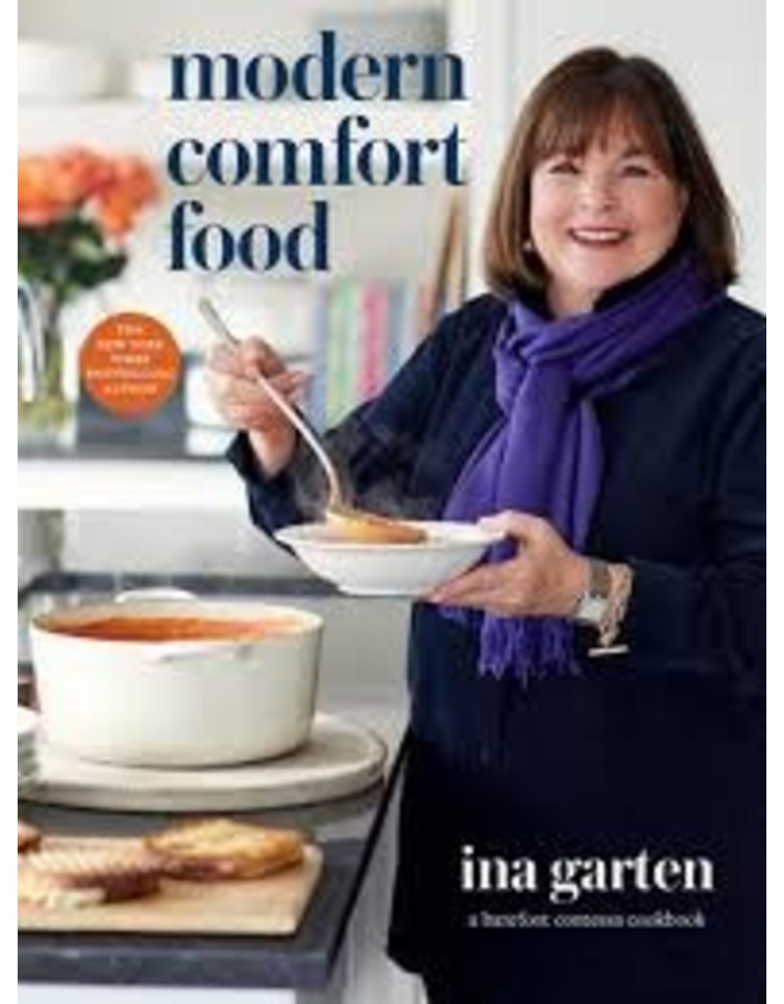 Books Modern Comfort Food: A Barefoot Contessa Cookbook by  Ina  Garten