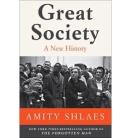 Books Great Society: A New History by Amity Shlaes