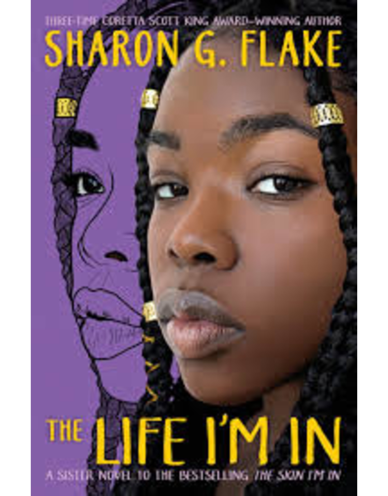 Books The Life I'M IN by Sharon G. Flake