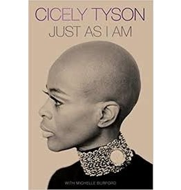 Books Just As I Am by Cicely Tyson with Michelle Burford