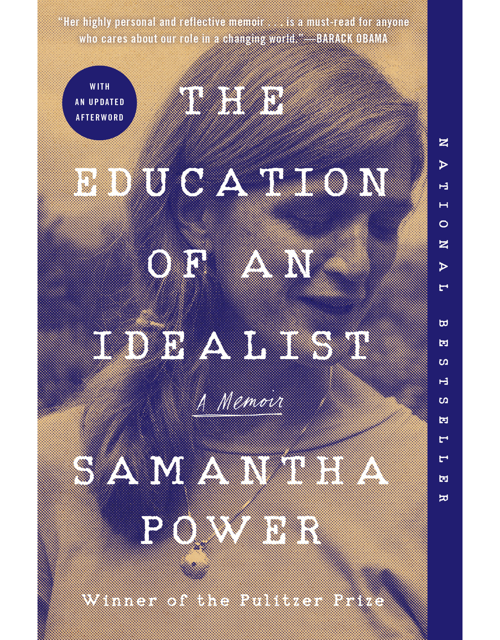 Books The Education of an Idealist by Samantha Power