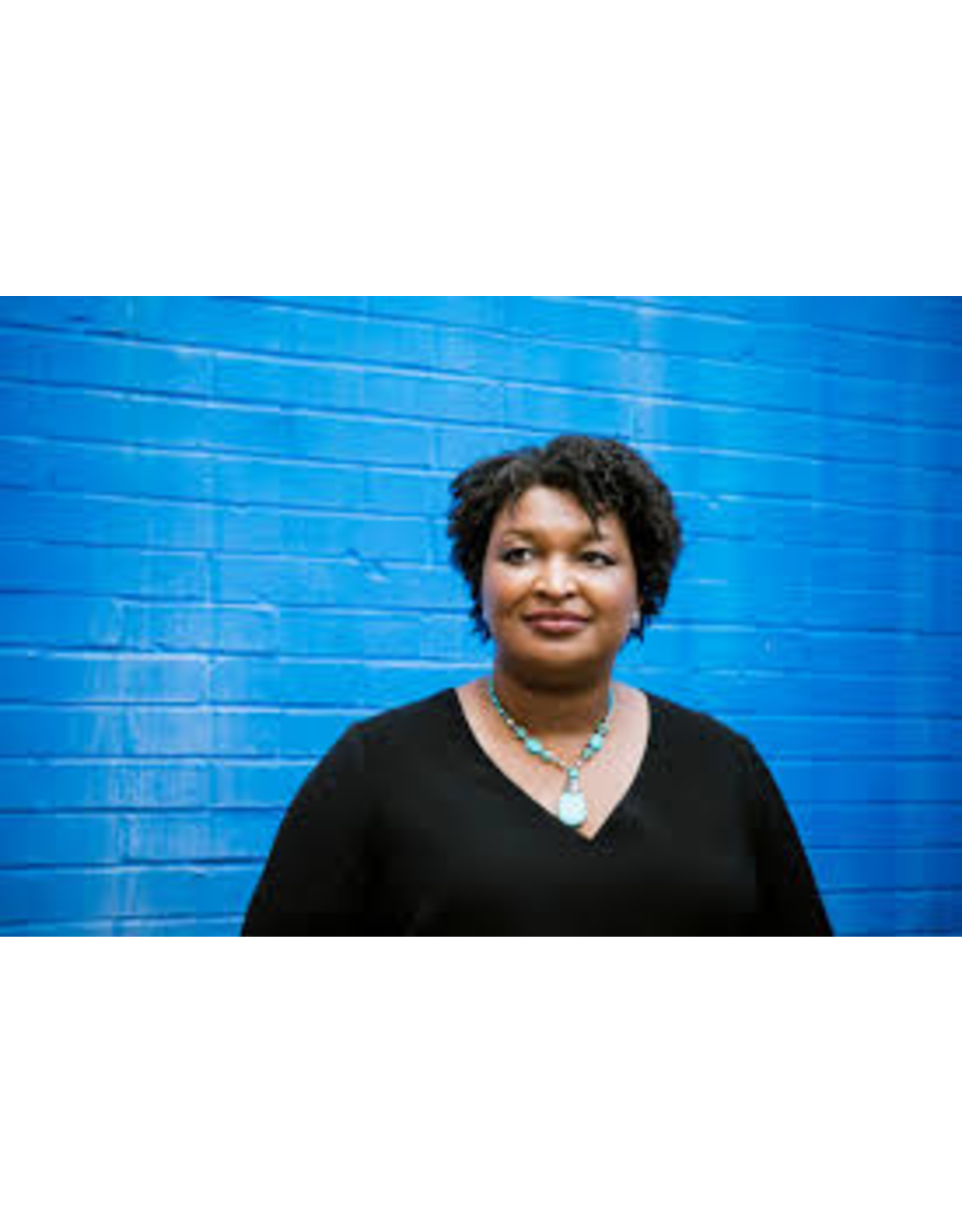 Books Our Time is Now by Stacey Abrams