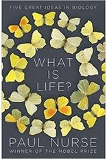 Books What Is Life?  Five Great Ideas in Biography by Paul Nurse