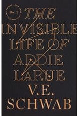 Books The Invisible Life of Addie Larue by V.E. Schwab