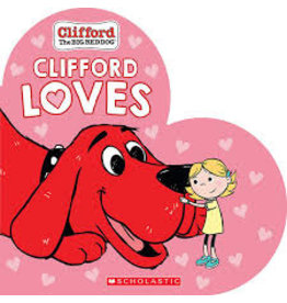 Books Clifford Loves (Parent's Night)