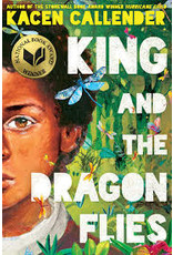Books King and the Dragon Flies by Kacen Callender (Parent's Night)