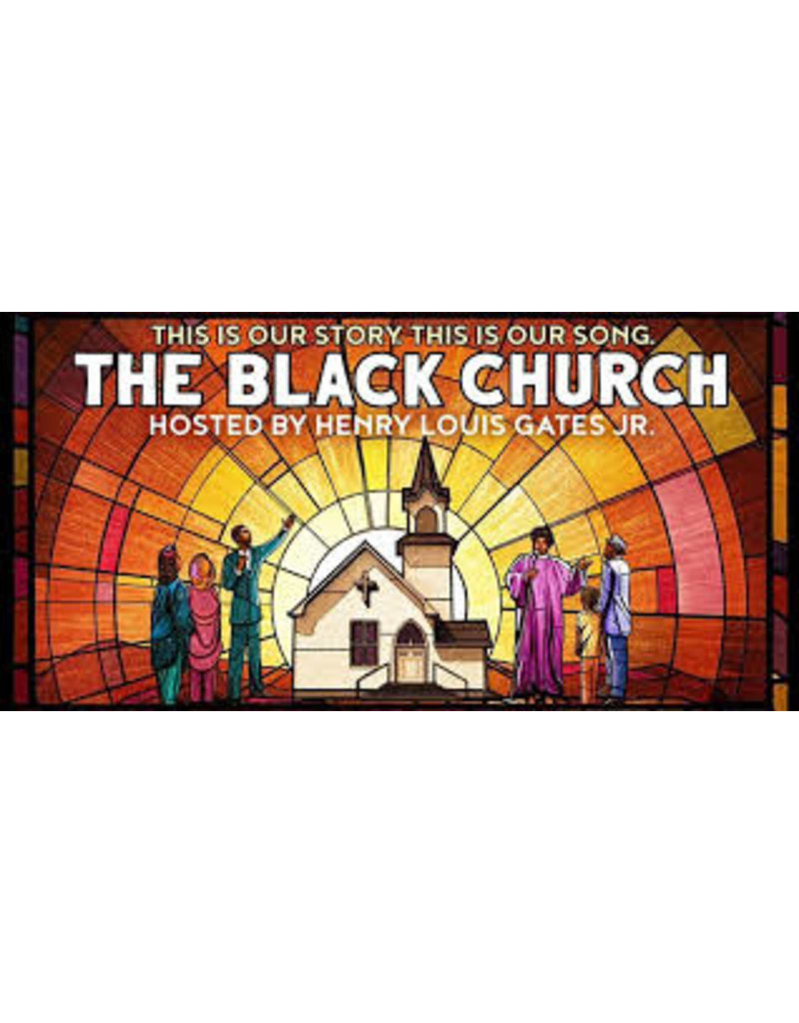 Books The Black Church: This is Our Story, This is Our Song by Henry Louis Gates, Jr. (Signed Copies)