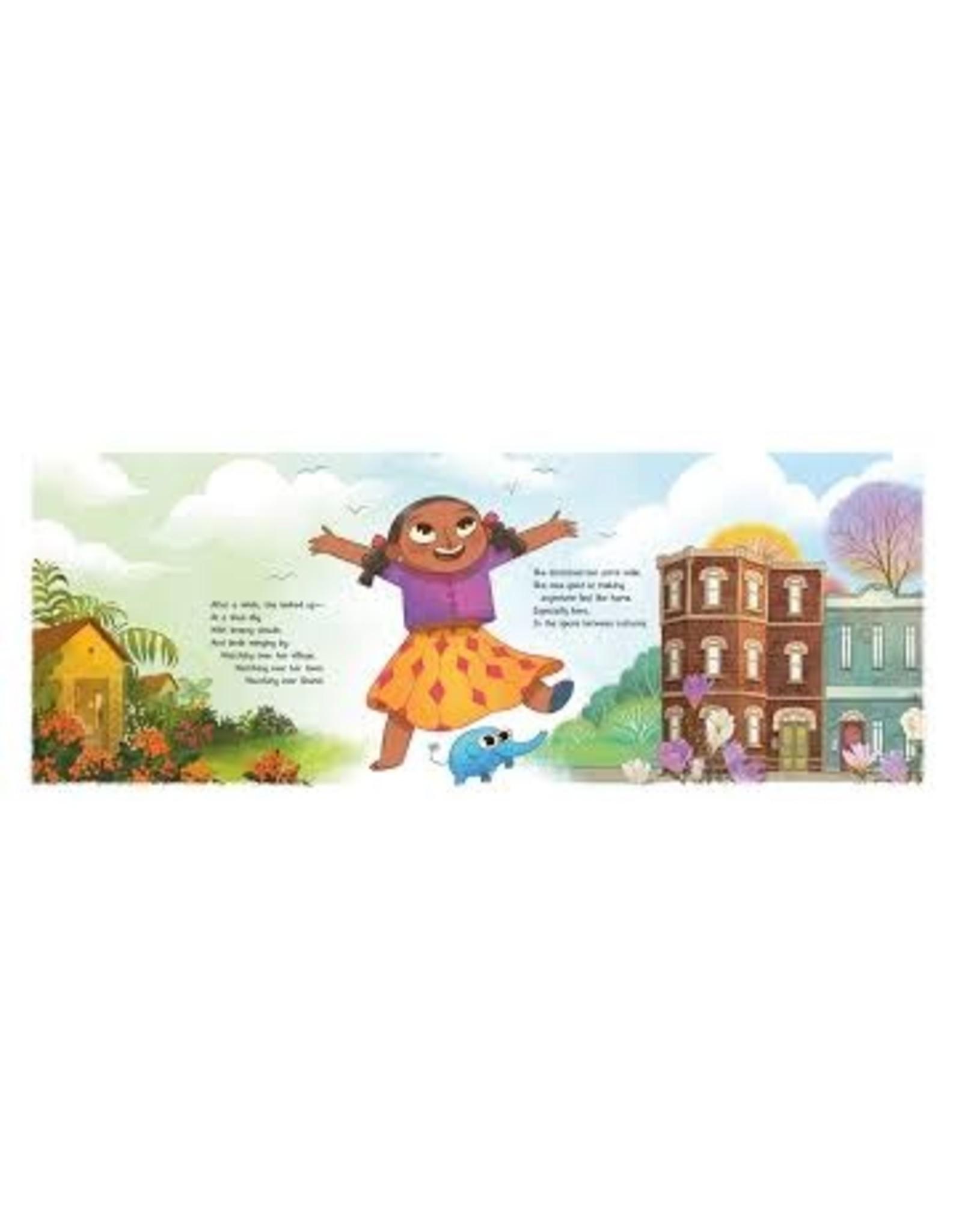 Books Home is in Between by Mitali Perkins Illustrated by Lavanya Naidu