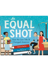 Books An Equal Shot : How the Law Title IX Changed America by Helaine Becker