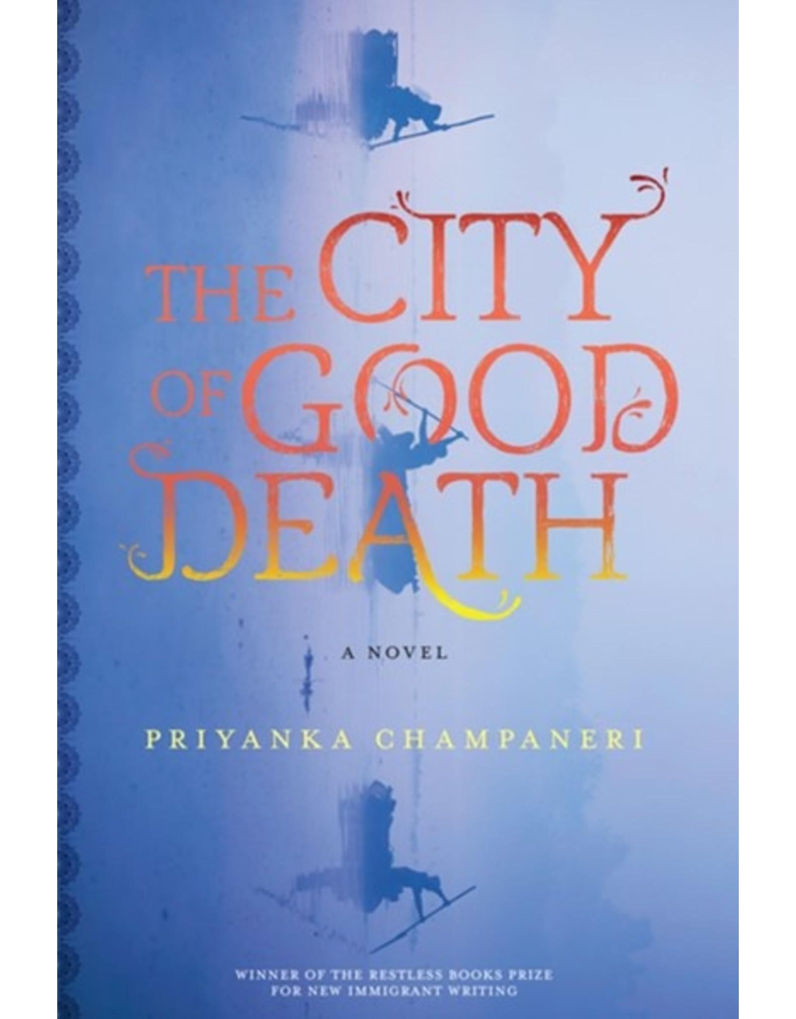 Books The City of Good Death  by  Priyanka Champaneri