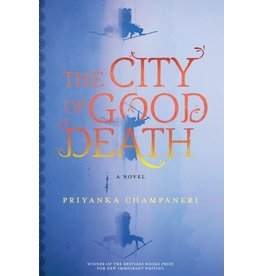 Books The City of Good Death  by  Priyanka Champaneri