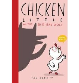 Books Chicken Little and the Big Bad Wolf by Sam Wedelich  (Parent's Night)