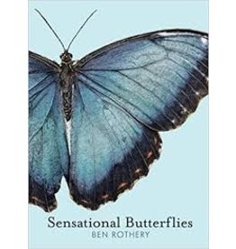 Books Sensational Butterflies by Ben Rothery