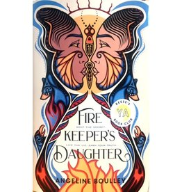 Books Fire Keepers Daughter by Angeline Boulley (IBD21)