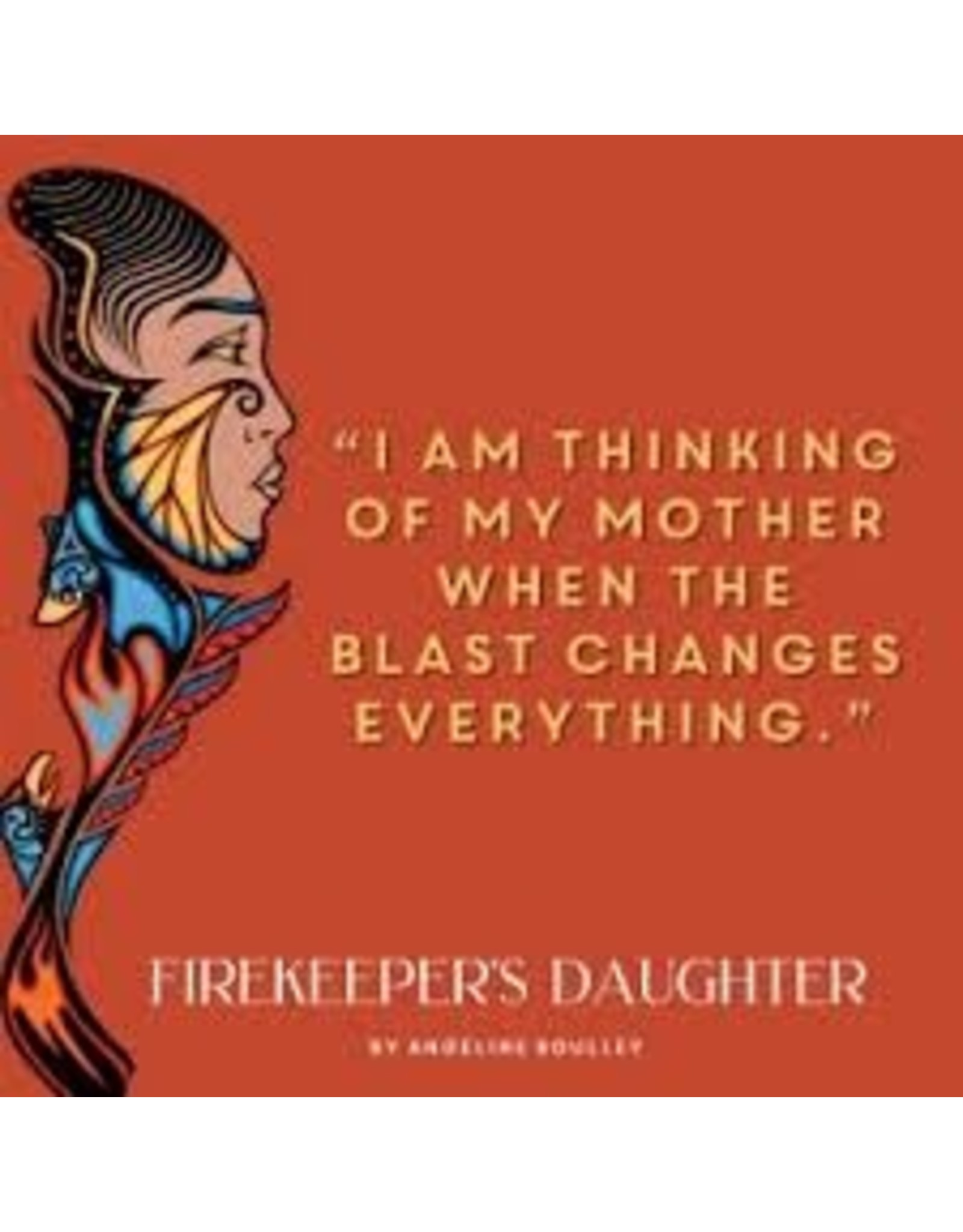 Books Fire Keepers Daughter by Angeline Boulley